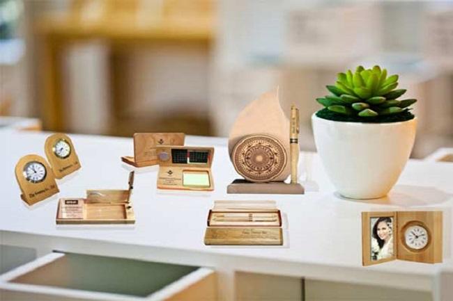 Những ý tưởng quà tặng bằng gỗ độc đáo
