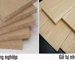 Nên dùng gỗ gì để làm đồ nội thất gia đình?